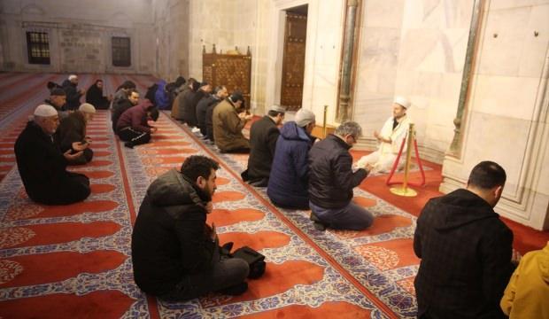 Edirne'de Doğu Türkistan için dua edildi