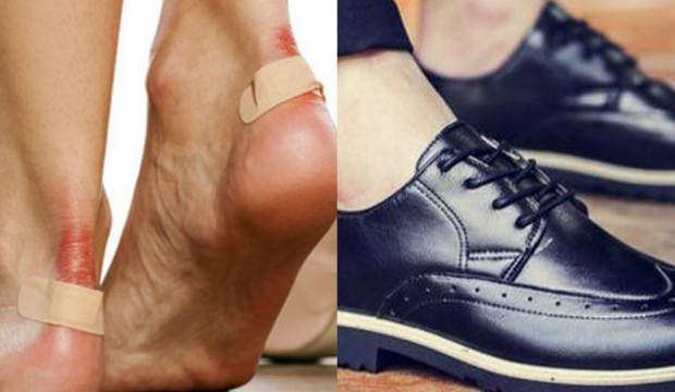 Dar gelen ayakkabılar nasıl genişletilir | Sıkan ayakkabıların açılması için pratik çözümler...