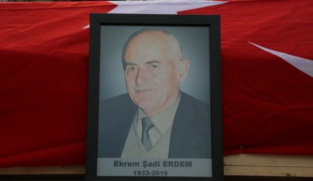 Eski Milletvekili Ekrem Şadi Erdem son yolculuğuna uğurlandı