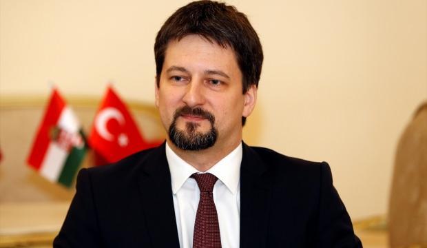 """""""Türkiye ile Macaristan arasındaki iş birliği güçlenecek"""""""