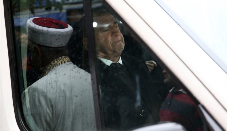 Fatih Terim'in babası son yolculuğuna uğurlanıyor!