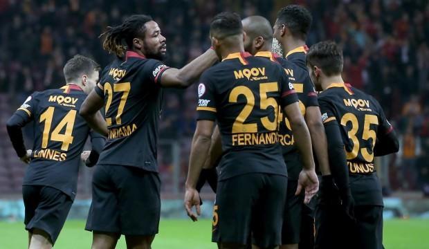 Galatasaray yarı final kapısını araladı!