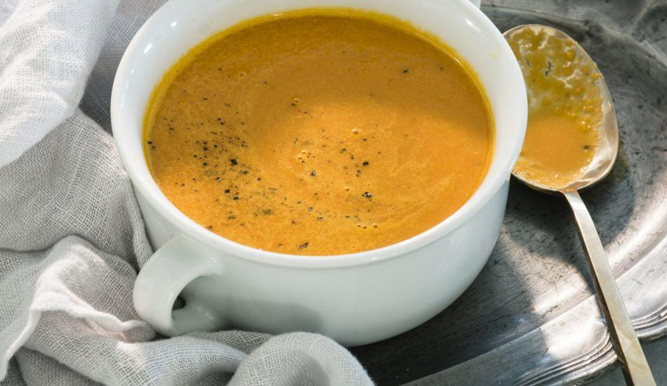 Leziz zencefil çorbası nasıl yapılır? Şifa olacak zencefil çorbası tarifi