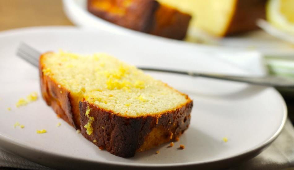 Limonlu ıslak kek nasıl yapılır? Mis gibi kokan kek tarifi