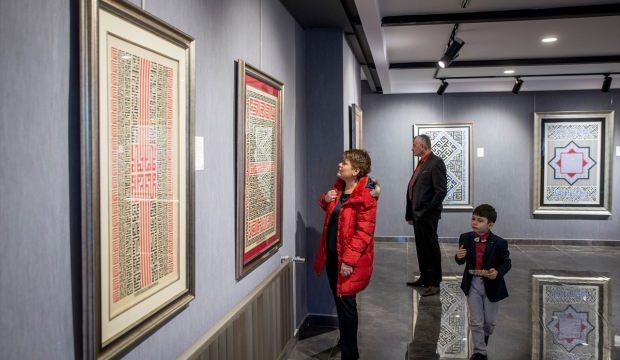 "Ankara Sanat Galerisi'nde ""İkinci Nokta"" sergisi"