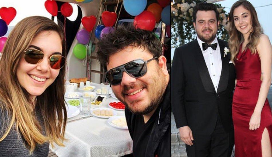 Eser Yenenler'den Berfu Yıldız'a evlenme teklifi!