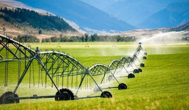 Poyraz: Önümüzdeki yıldan itibaren KKTC'de sulu tarıma geçilecek