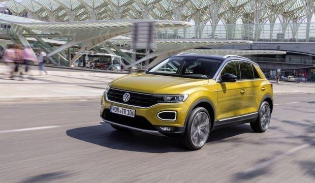 Volkswagen'in beklenen SUV'u Türkiye'ye geldi