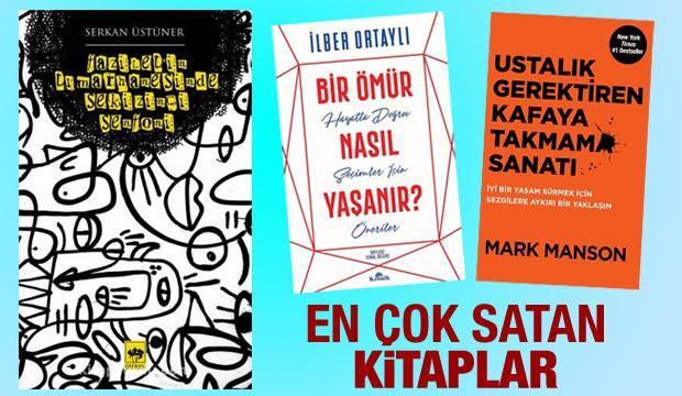 2019 En çok satan kitaplar! Fazilet'in Tımarhanesinde Sekizinci Senfoni...