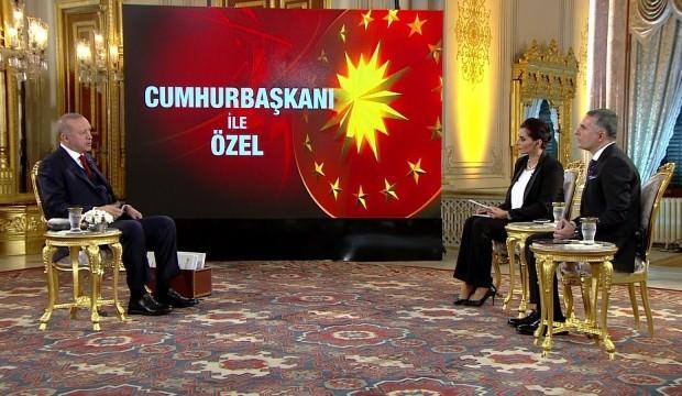 Cumhurbaşkanı Erdoğan: Artık onlara güvenim kalmadı
