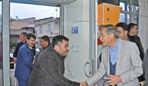 Başkan Özdemir gençlerle bir araya geldi