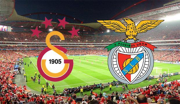 Galatasaray Benfica maçı ne zaman, saat kaçta ve hangi kanalda?