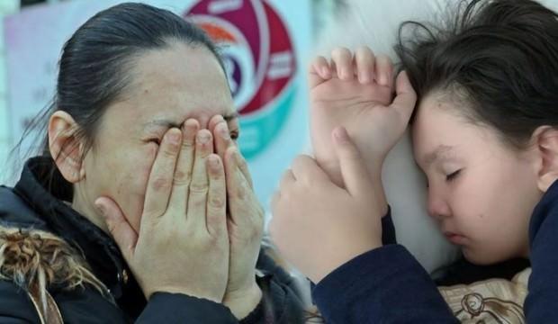 Oğlu ilik nakli bekleyen annenin acı feryadı!