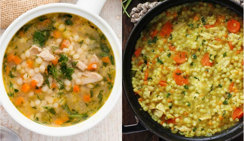 Kuskus çorbası nasıl yapılır? En kolay ve lezzetli kuskus çorbası tarifi
