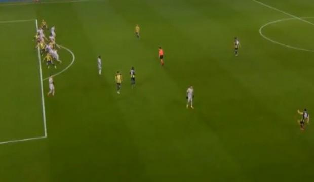 F.Bahçe'nin penaltısında ofsayt tartışması! Kural...