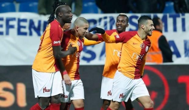 Galatasaray -5 derecede bir ilki deneyecek!