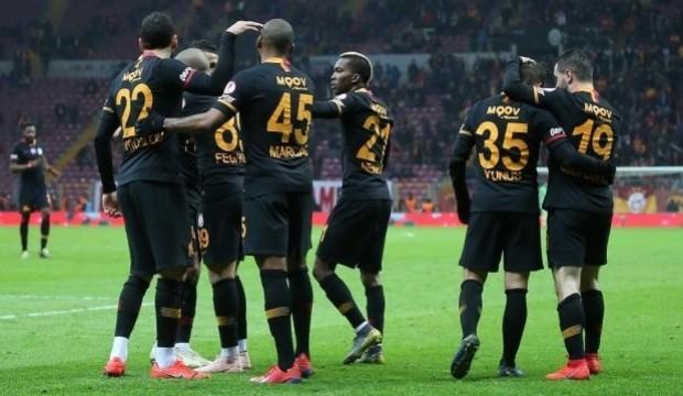 Galatasaray'ın Hatayspor kadrosunda 8 eksik!