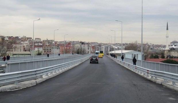 İstanbullulara müjde! O köprü trafiğe açıldı