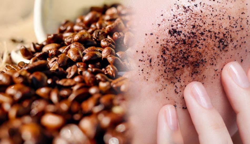 Kahvenin cilde faydaları nelerdir? Kahveyle yapılan maske tarifleri! Göz altı morlukları için..