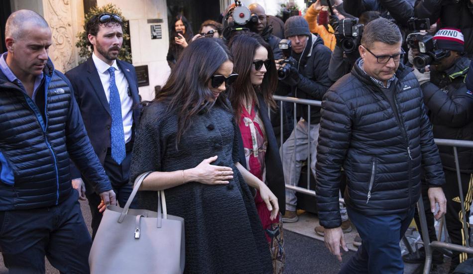 Meghan Markle ve Prens Harry'nin bebeğinin cinsiyeti belli oldu