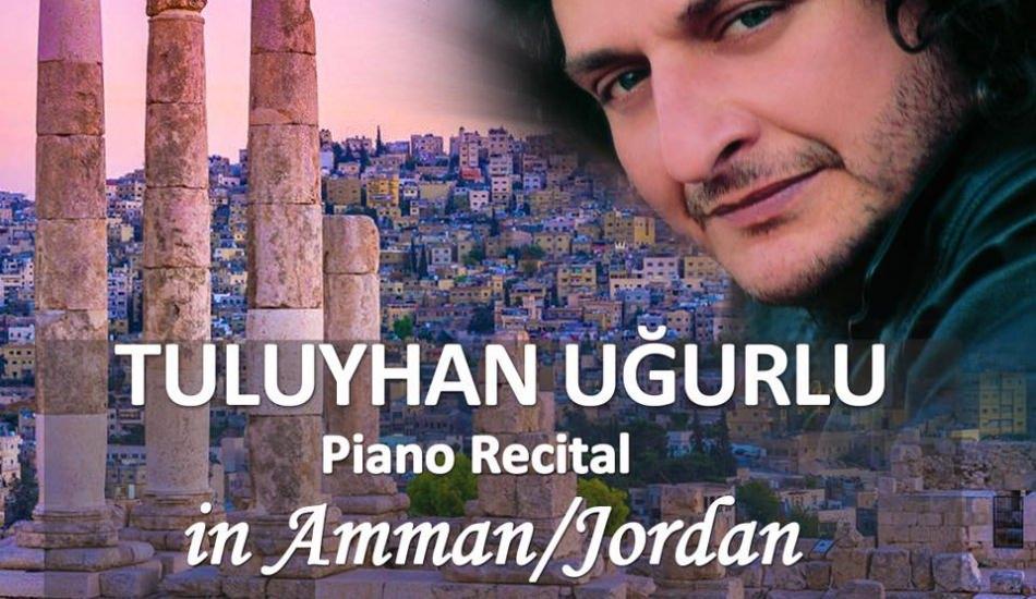Ünlü piyanist Tuluyhan Uğurlu 'Kadınlar' için çalacak!