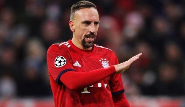 Ribery'den Galatasaray'a transfer mesajı