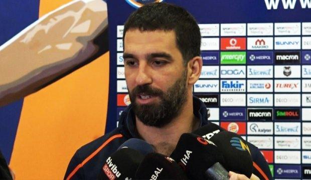Arda Turan: Ben Galatasaray'ın evladıyım