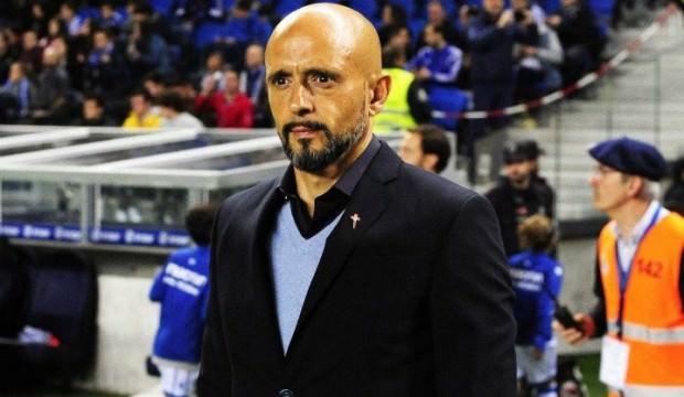 Celta Vigo'da teknik direktör değişikliği