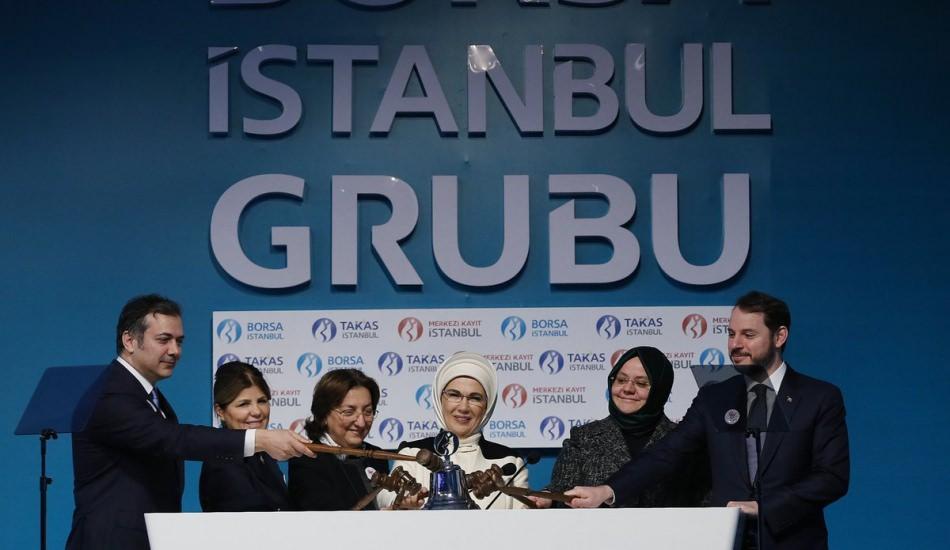 """Emine Erdoğan'dan """"Dünya Kadınlar Günü"""" paylaşımı"""