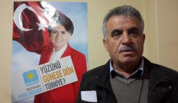 İYİ Parti Gölbaşı yönetimi görevden alındı