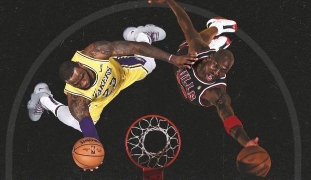 LeBron James Michael Jordan'ı geçti!