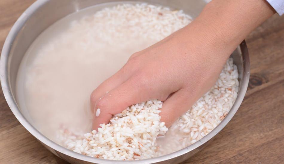 Pirinç suyunun faydaları nelerdir? Her gün bir bardak içerseniz...
