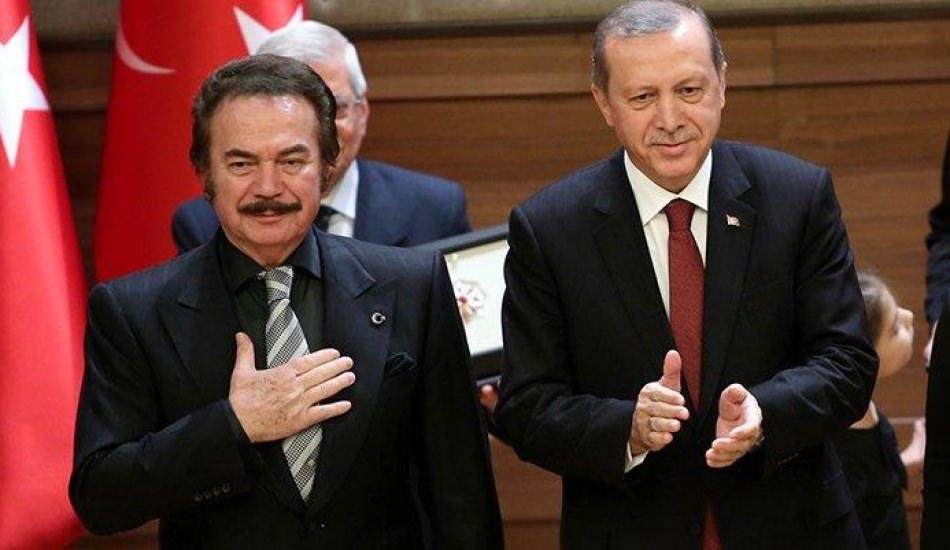 Cumhurbaşkanı Orhan Gencebay'dan beste istedi!