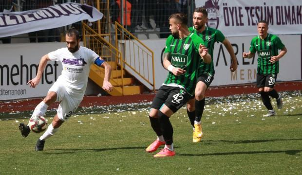 Denizlispor Süper Lig'e bir adım daha yaklaştı!