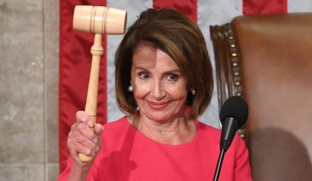 Nancy Pelosi'den Çin'e tepki!