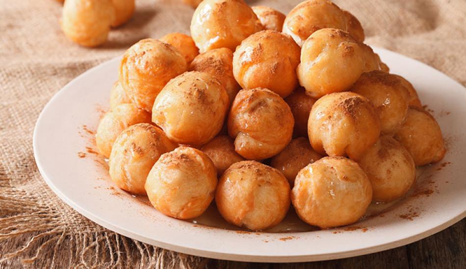Sütlü lokma tatlısı nasıl yapılır? En güzel sütlü lokma