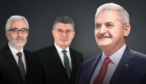 Binali Yıldırım Kanal 7 - Ülke TV ortak yayınında!