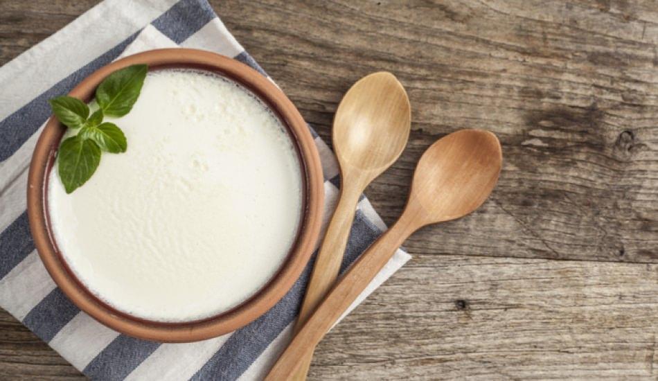 Acele zayıflamak isteyenlere yoğurt ile şok diyet