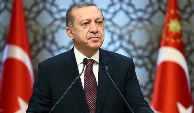 Başkan Erdoğan'dan 'Nevruz' mesajı
