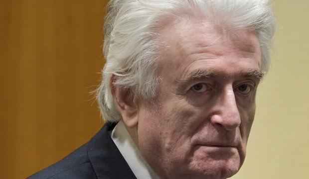 'Bosna Kasabı' Radovan Karadzic'in cezası kesildi!