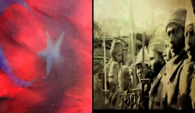 'Çanakkale Ruhu' belgeseli ÜLKE TV'de!