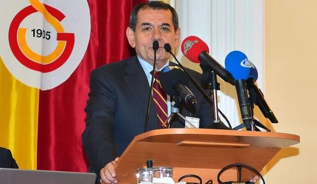 Dursun Özbek: Hakkınızı helal edin