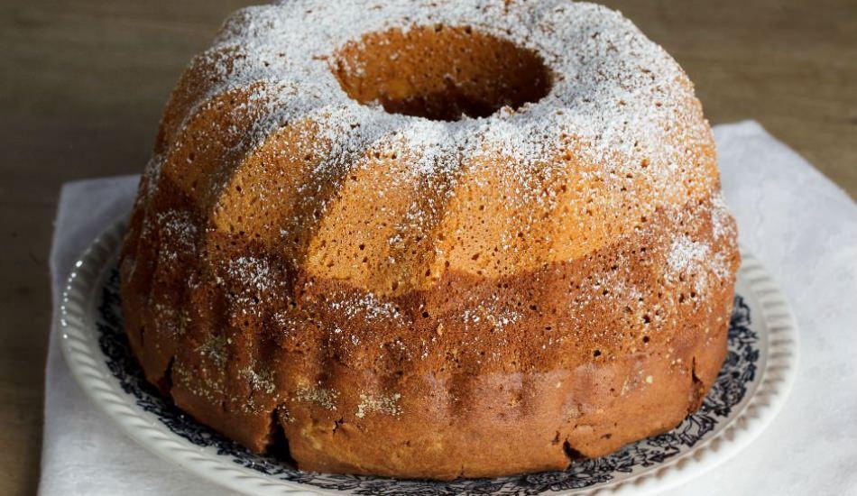 Pratik limonlu bulut kek tarifi! Wolke kek nasıl yapılır?