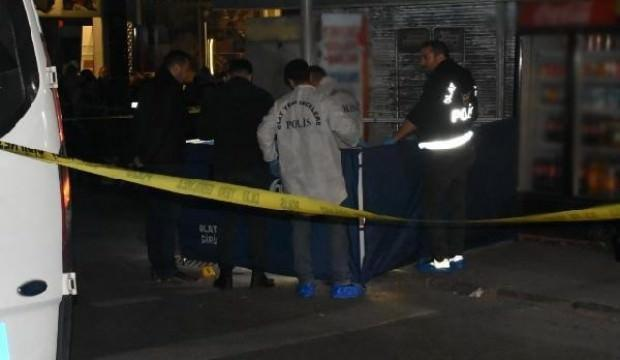 İzmir'de pompalı tüfekle saldırı: 1 ölü