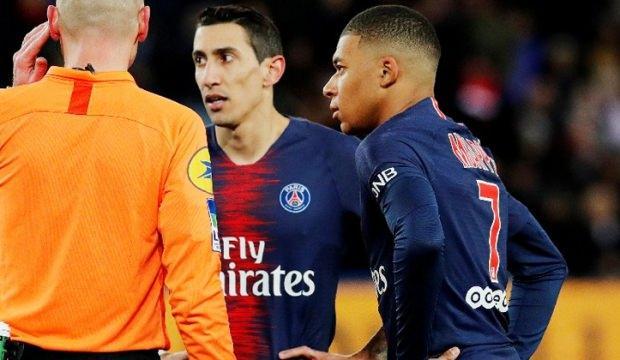 PSG'de yine yeniden penaltı krizi! Kaçırdı...