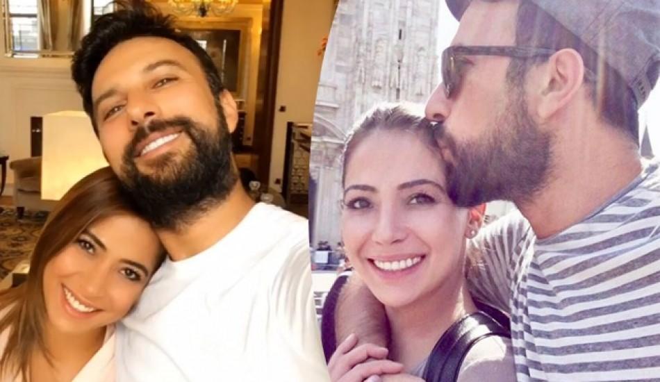 Tarkan Tevetoğlu ile eşinin haftasonu keyfi!