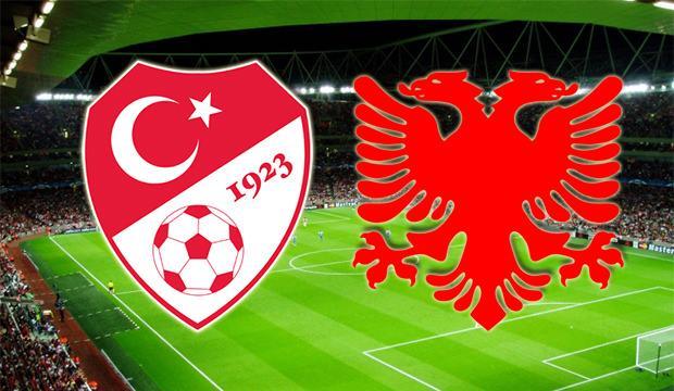 Türkiye - Arnavutluk maçı ne zaman, saat kaçta ve hangi kanalda?