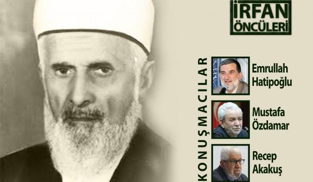TYB İstanbul'dan 'Gönenli Mehmed Efendi' programı