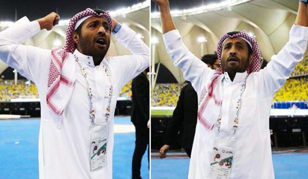 Suudiler bunu konuşuyor! Başkan sahaya indi ve...