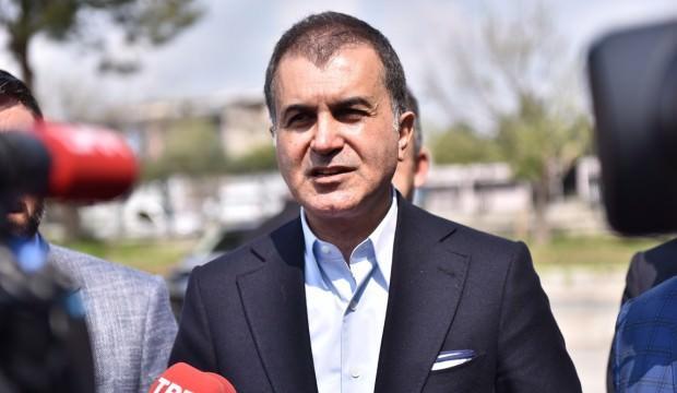 AK Parti Sözcüsü Çelik'ten AB açıklaması